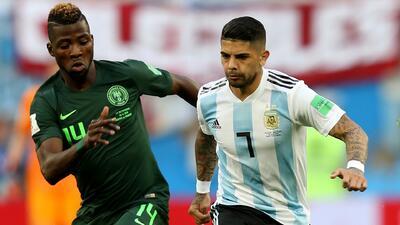 """Aldo de Nigris analizó la actuación del """"mariscal"""" Banega en el Argentina 1-0 Nigeria"""