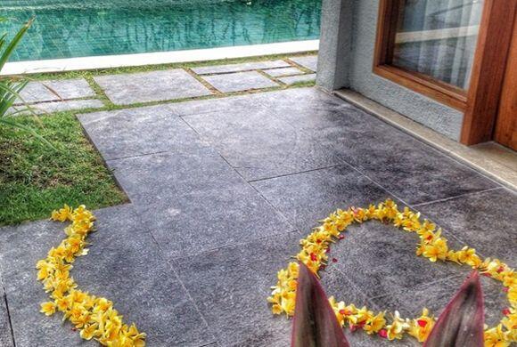 El último destino de la luna de Ana y Luis, Bali. (Junio 18, 2014)