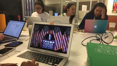 El análisis de 347 discursos y 7,000 tuits presentado en corte para probar que Trump discrimina a los inmigrantes