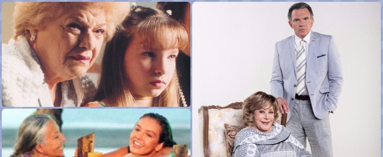 Ellas son las 10 abuelas más memorables de las telenovelas