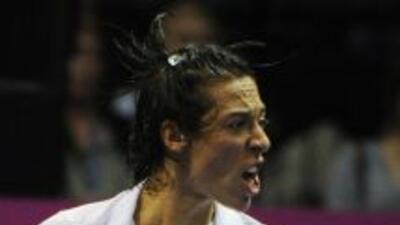 Francesca Schiavone afirmó su favoritismo ante la joven estadounidense.