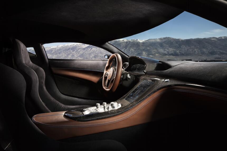 Imágenes del Rimac Concept_One, el auto eléctrico más rápido del 2016 s2...