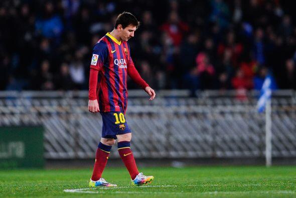 El Barcelona tuvo la peor cosecha de los tres contendientes en este laps...