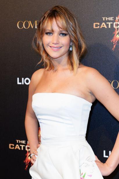 """Este año ganó el """"scar a Mejor actriz por su papel en 'Silver Linings Pl..."""