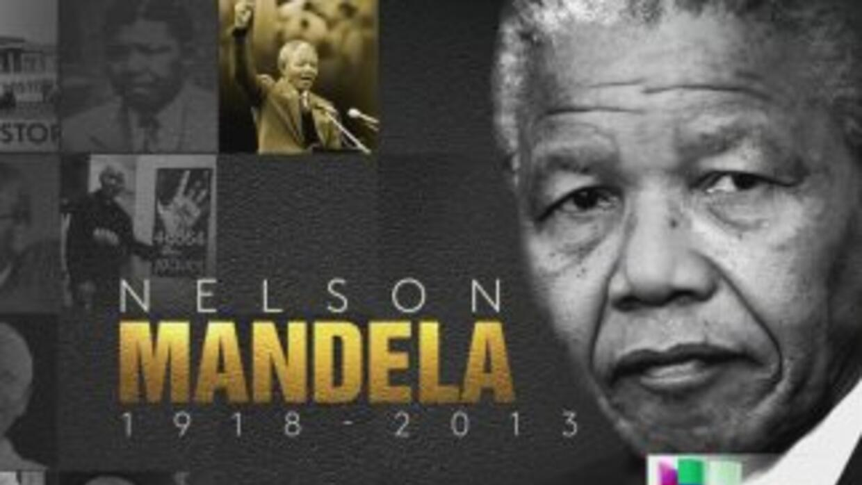 Dentro de la tragedia celebran a Mandela