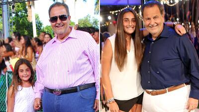 Aunque 'El Gordo' de Molina sigue igualito, su hija Mía está irreconocible 😱