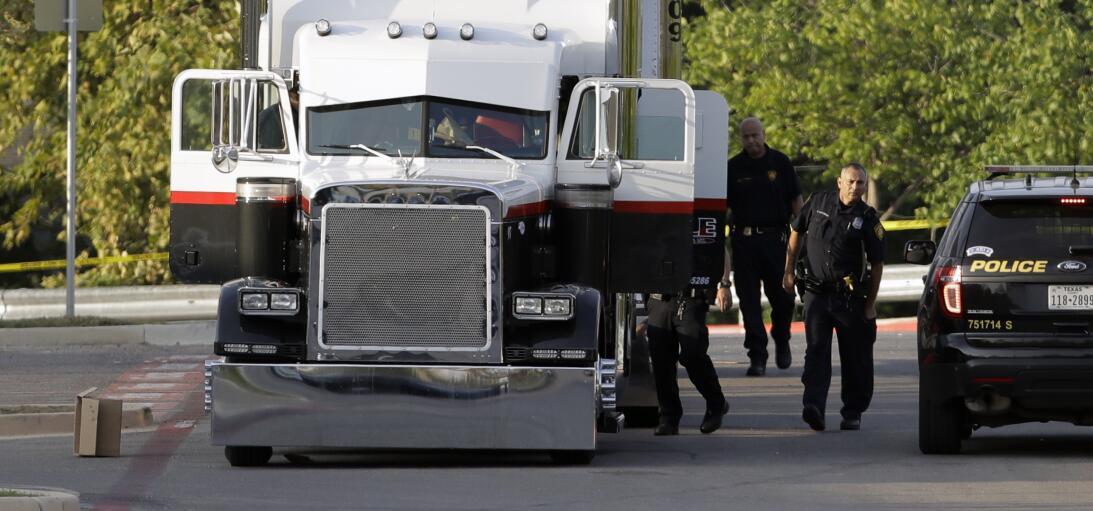 Camión San Antonio
