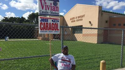 Baja la participación de votantes en las elecciones de Miami Dade