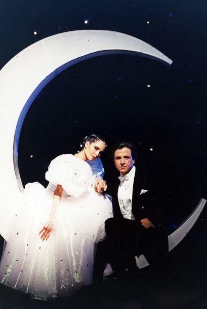 En esta producción de Valentin Pimstein la vimos interpretar a una joven...