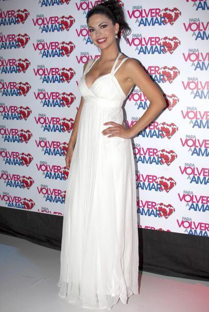 En 2010, fue seleccionada para ser una de las protagonistas de la teleno...