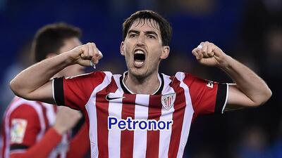 Iraola se despidió de San Mamés con un gol.