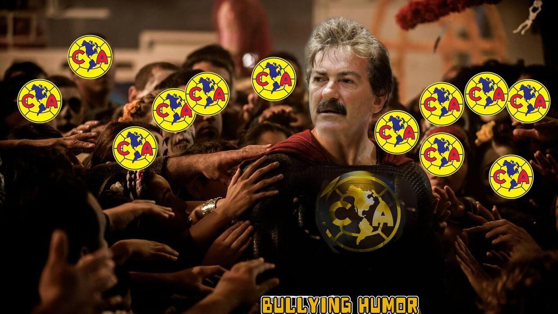 Pumas perdió el clásico ante América y y fueron la...