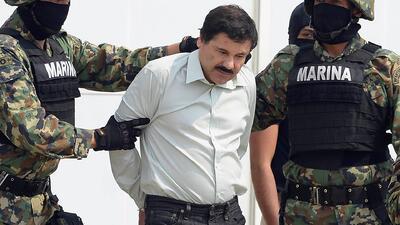 De capturar a El Chapo sería extraditado a EEUU