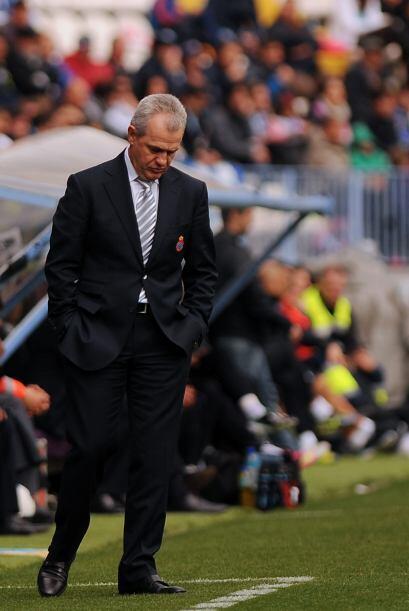 Se concretó el triunfo definitivo para el Espanyol de Javier Aguirre, qu...