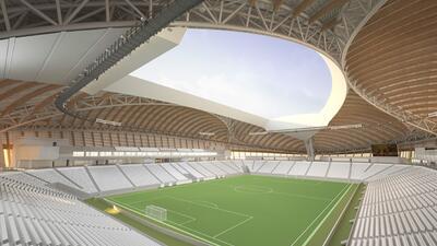 Muere un trabajador en las obras de un estadio de fútbol en Catar
