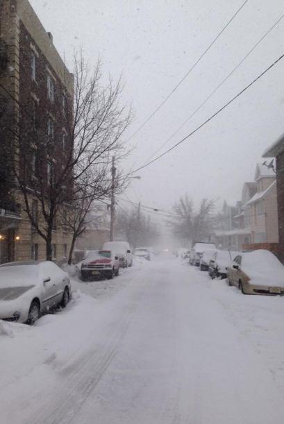 Silvia Monje comparte esta fotografía desde North Bergen, NJ.