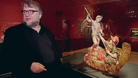 Guillermo del Toro inauguró una casa para todos su monstruos en LA