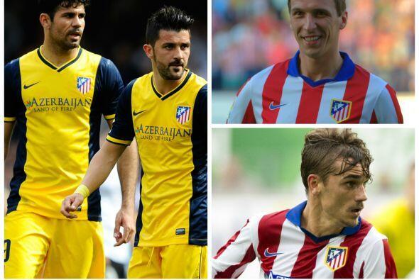 La condición de campeón del Atlético de Madrid albo...