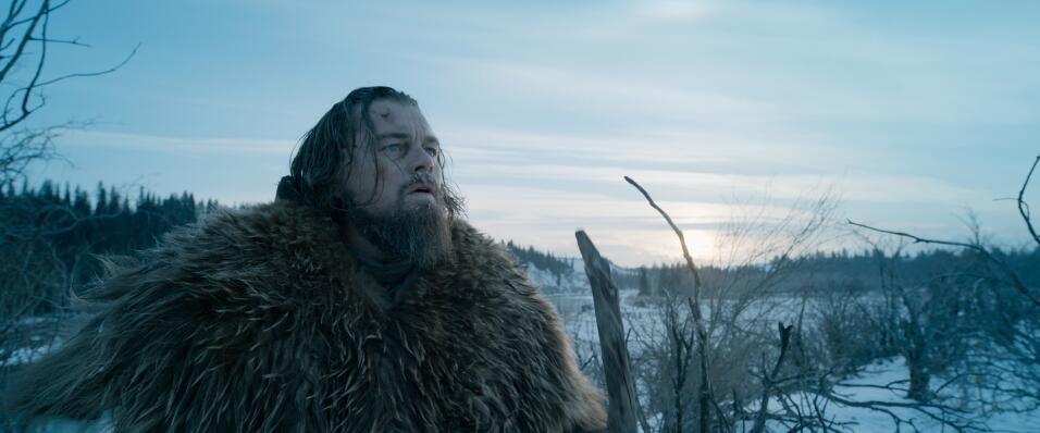 En esta imagen proporcionada por Twentieth Century Fox, Leonardo DiCapri...