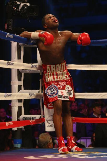 También peleará en la cartelera de Las Vegas Adrien Broner...