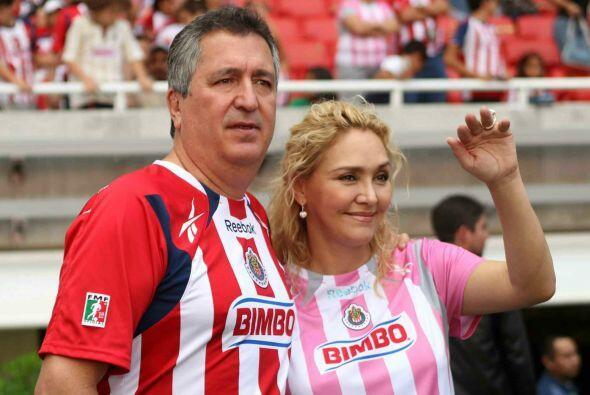 La gestión de Jorge Vergara con el Guadalajara ha hecho que el club vaya...