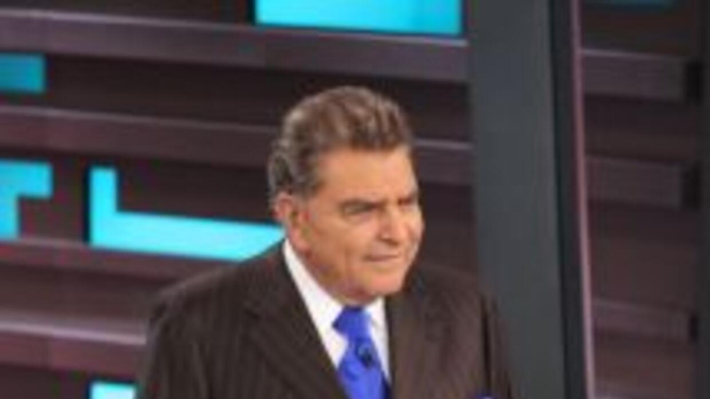 Don Francisco en 'Sábado Gigante'.