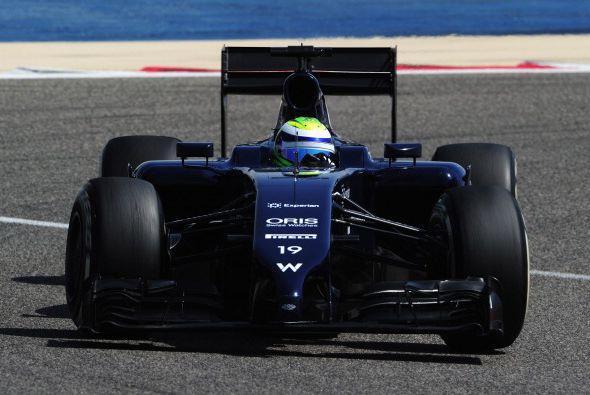 Williams viene rejuvenecido, con motor Mercedes y con un piloto de sobra...