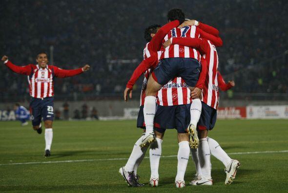Y la última vez que un equipo mexicano logró colarse hasta semifinales d...