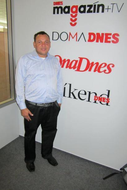 El periodista independiente Roberto de Jesús Guerra, director de...