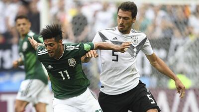 El 'Piojo' Herrera analizó los cambios realizados por Juan Carlos Osorio ante Alemania