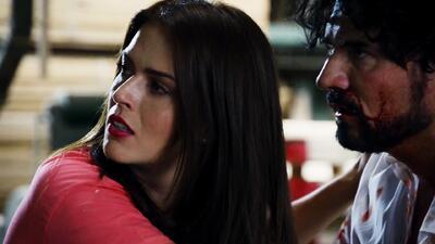 Isabel evitó que Daniel asesinara a Aníbal en una salvaje pelea