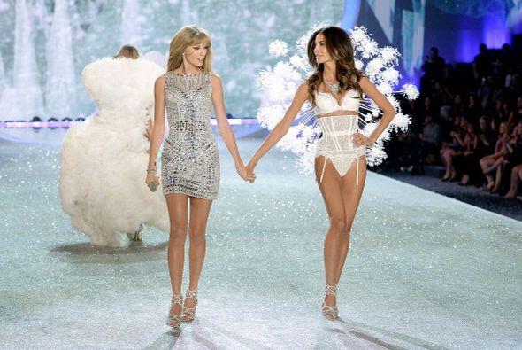 En general, las modelos de Victoria's Secret aseguraron estar comprometi...