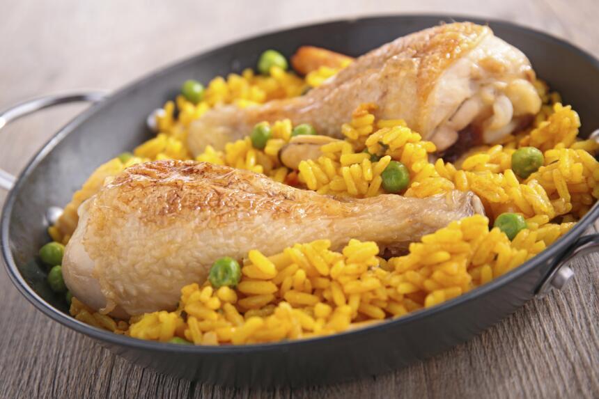 La mejores recetas con arroz univision - Platos gourmet economicos ...