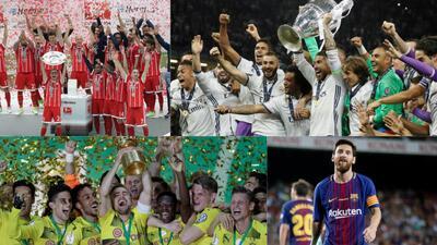 Los grupos quedaron calientes para la próxima temporada de la Champions...