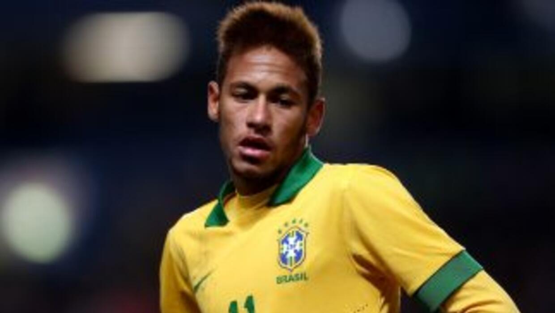 Neymar acabó con los rumores de su pronta salida de Santos.