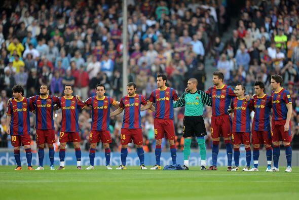 Barcelona encaró su 'Derby' local, ante el Espanyol, en busca de acercar...