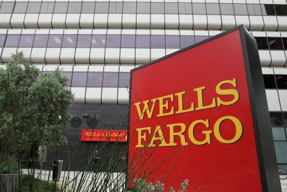 WELLS FARGO- El banco estadounidense reportó un beneficio neto trimestra...