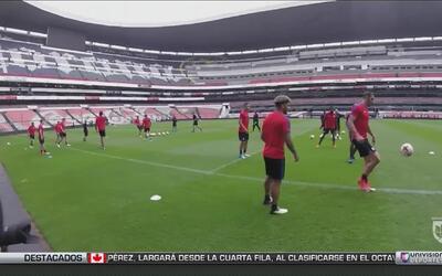 El Diario de Ana Caty: El Team USA en la Ciudad de México