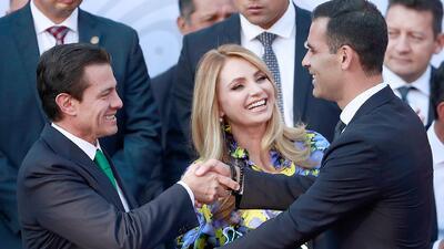 Ustedes logran lo que partidos políticos no: Peña Nieto despide a la selección de México rumbo al Mundial de Rusia
