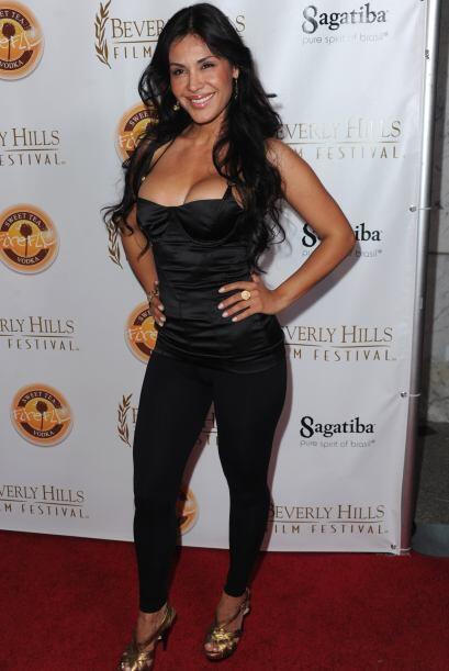 Carla Ortiz ha participado en varias telenovelas mexicanas y en película...