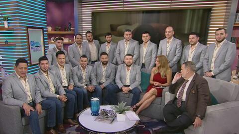 Raúl de Molina le preguntó a 'Banda El Recodo' si aceptarían mujeres en...