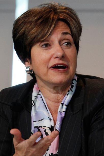 9. Patricia Woertz.  Para la novena posición, Fortune ubic&oacute...