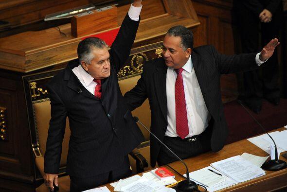 Los cargos de la nueva Asamblea Nacional serán ejercidos hasta el 2012,...