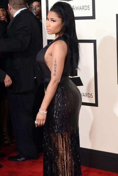 Si les gustó ver a Nicki Minaj de lado para admirar esa bien form...