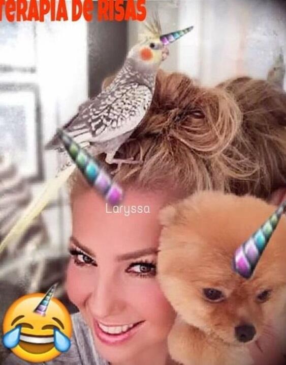 Thalía, la más divertida