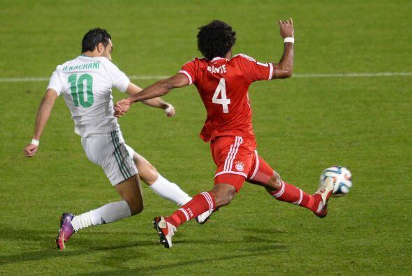 Para la parte complementaria, Bayern siguió con el dominio pero se dedic...