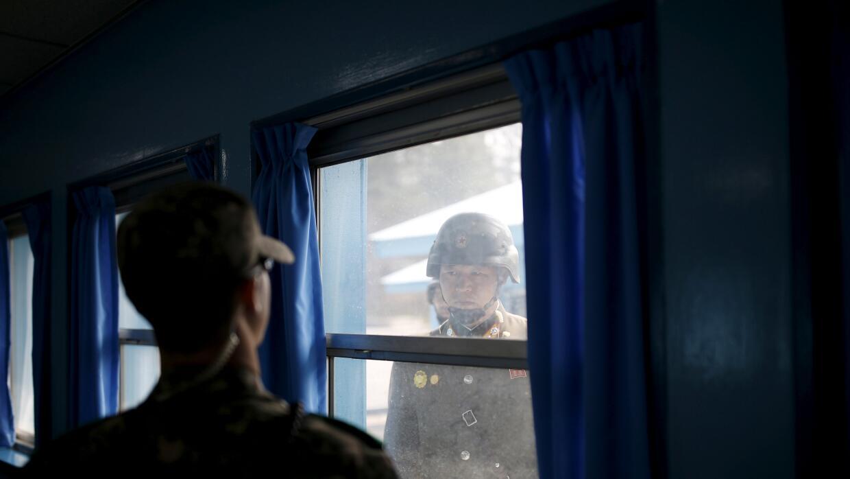 Corea del Sur propone a Corea del Norte conversaciones militares para re...