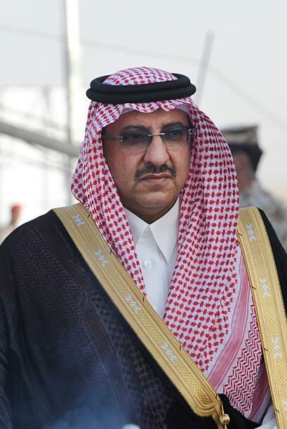 El monarca de Arabia Saudita ocupa la octava posición. Abdullah bin Abdu...