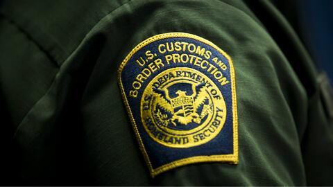 El arrestado era un agente de Aduanas y Protección de Fronteras.