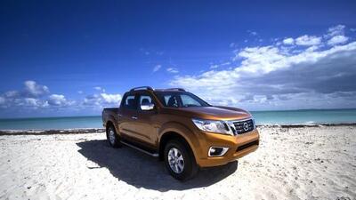 Esta pickup fusiona la durabilidad y confiabilidad de la gama de pickups...